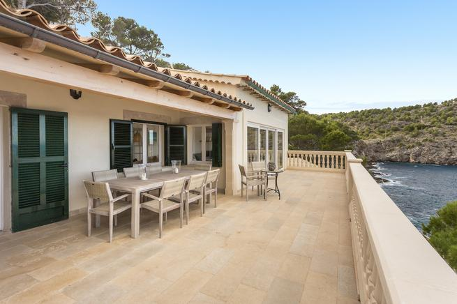Beautiful villa with spectacular views in Mallorca