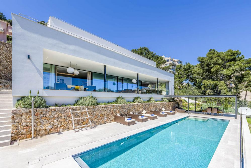 Villa Nora or Villa Marvelo - luxury Holiday villa in Puerto Pollensa