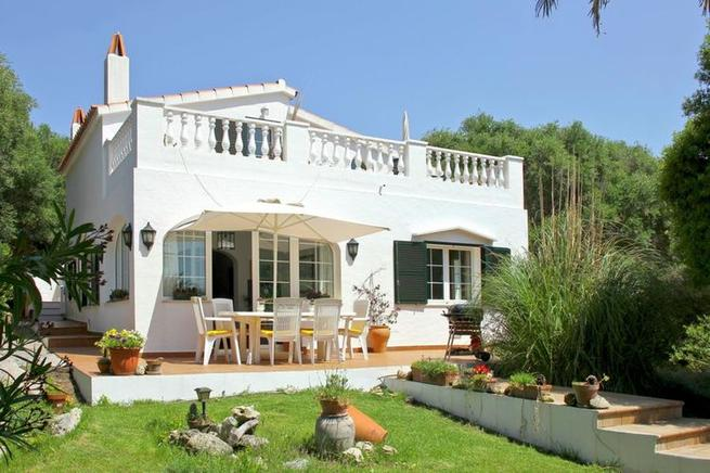 Ideal Villa for a family or group of 8 in Alaior, Menorca