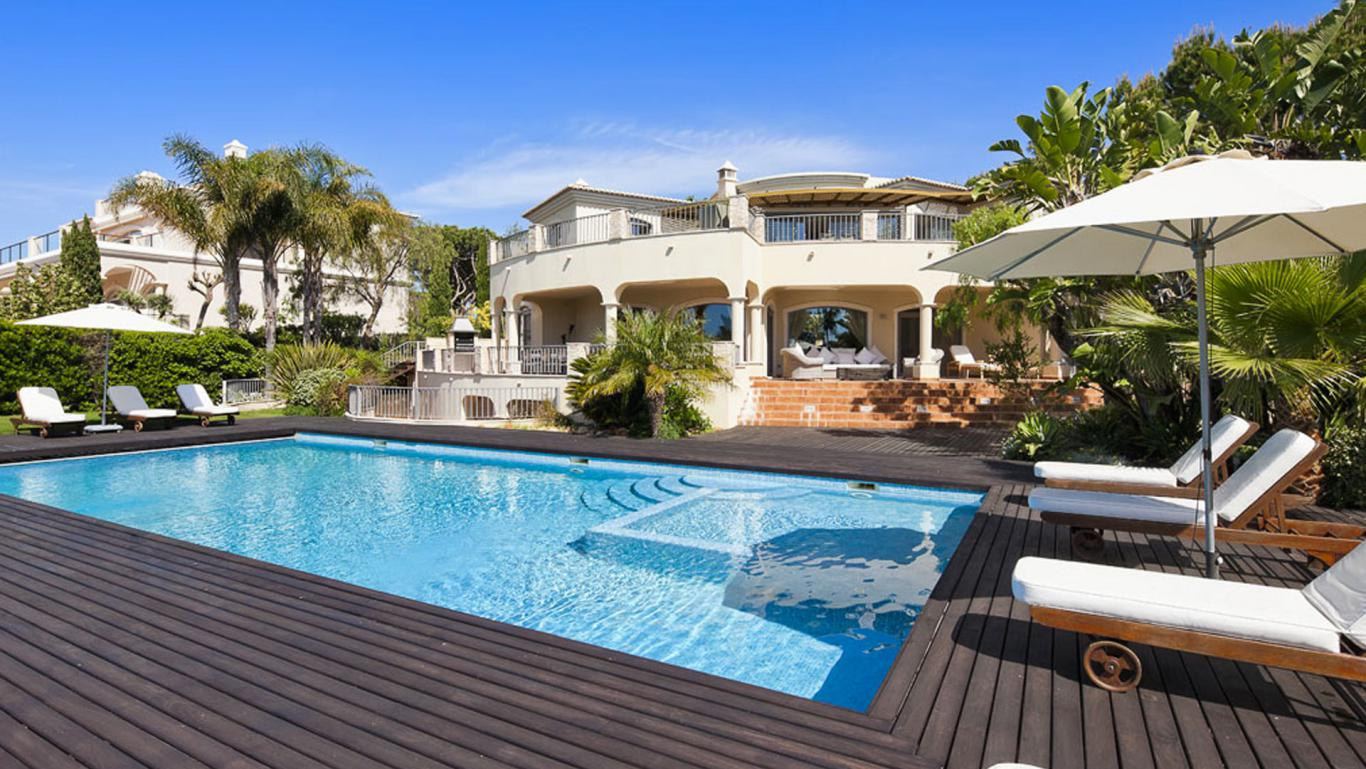 Luxury Villa Wood Spirit in Algarve Quinta do Lago