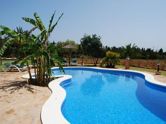 Beautiful Mallorcan country home with pool in Cala dOr, Spain