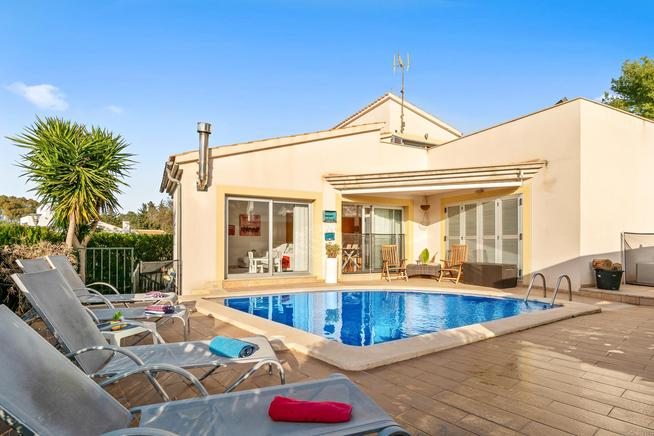 Casa Can Panxota - Majorca villa to rent In Puerto Alcudia