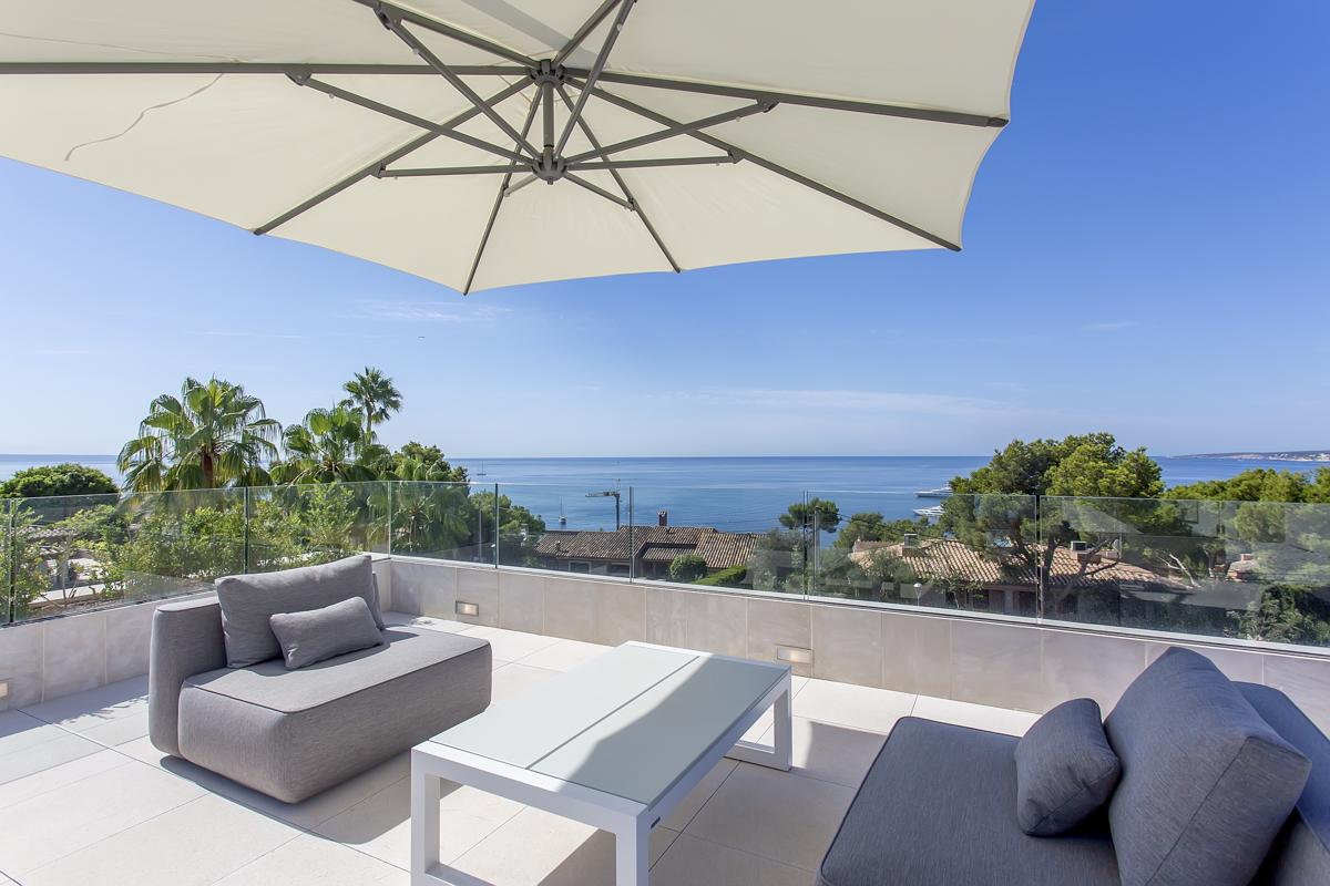 Luxury villa rentals in fabulous location in Bendinat, Calvia