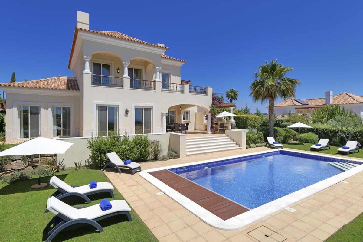 Spacious & elegantly villa in Algarve, Portugal