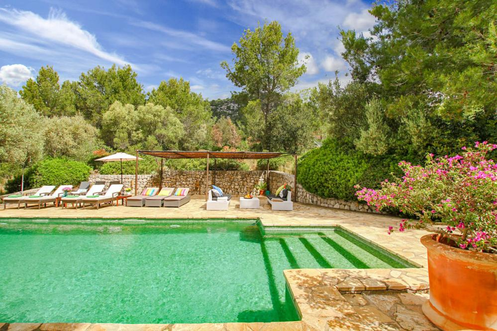 Villa Eriella is a farmhouse rental in pollensa, spain