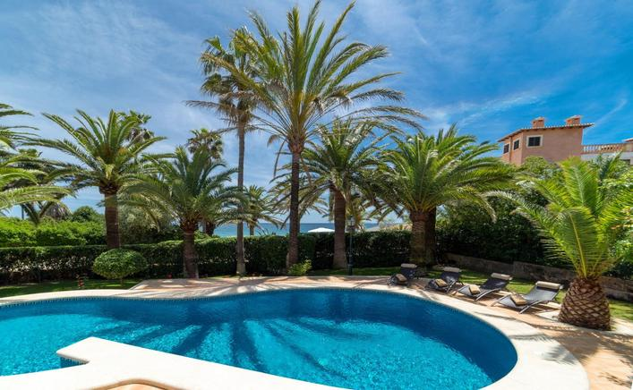 Dream luxury villa with a Private Swimming Pool in Cala Millor, Mallorca