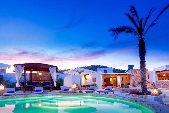 Mallorca holiday sensational luxury villa rental, Ibiza, Spain