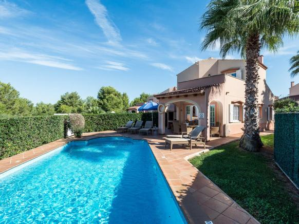 Menorca villa Maribel rental in Es Mercadal, Spain