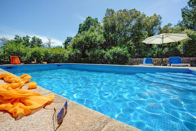 Cozy villa for rent in Pollensa, Mallorca