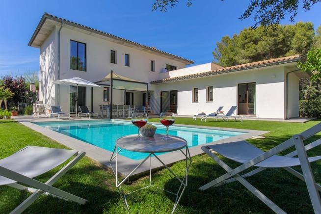 Cozy holiday villa in Alcudia, Mallorca, Spian