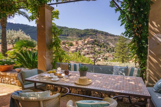 Exclusive Luxury villa to rent in Deia, Mallorca
