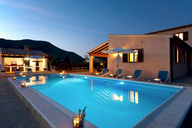 Holiday Villa to rent in Puerto Pollensa