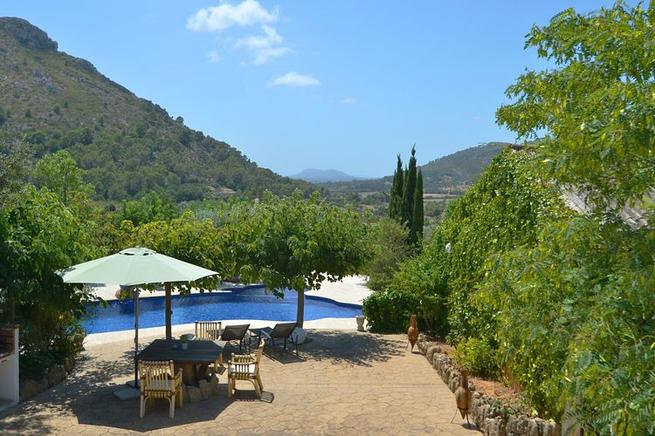 Rural houses in mallorca ideal for couples, outskirts of the town of Alcúdia