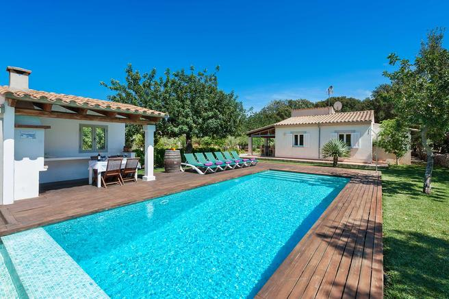 Can Cama Rotja - Holiday home for Max. 6 persons in Pollensa, Cap de Formentor.