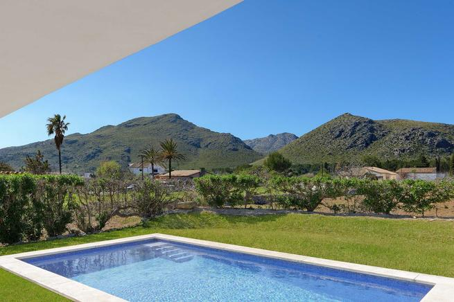 Villa Animeta - Classic country estate in Puerto Pollensa