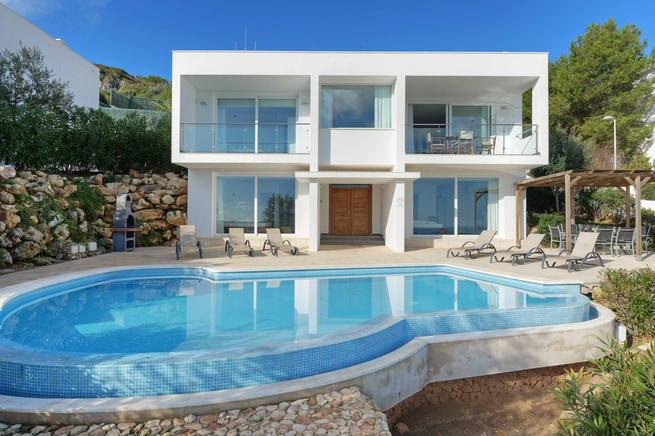 Modern villa in Es Mercadal, Menorca, Spain