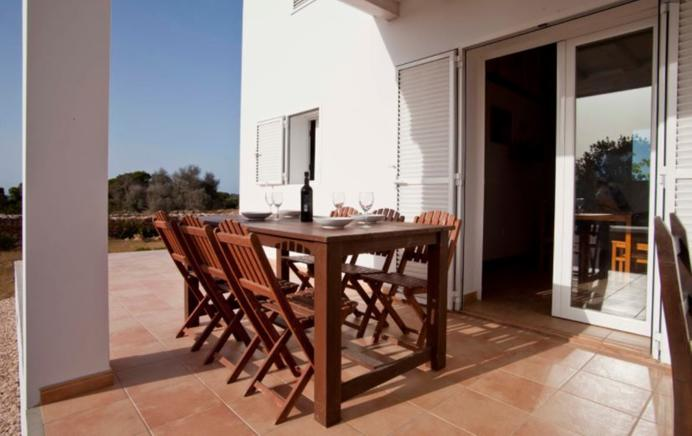 Holiday Villa for large family for rent in Formentera, Spain