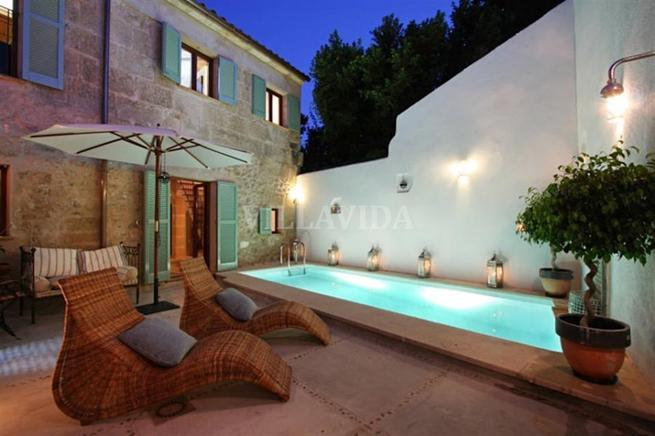 Luxury Holiday townhouse in Pollensa