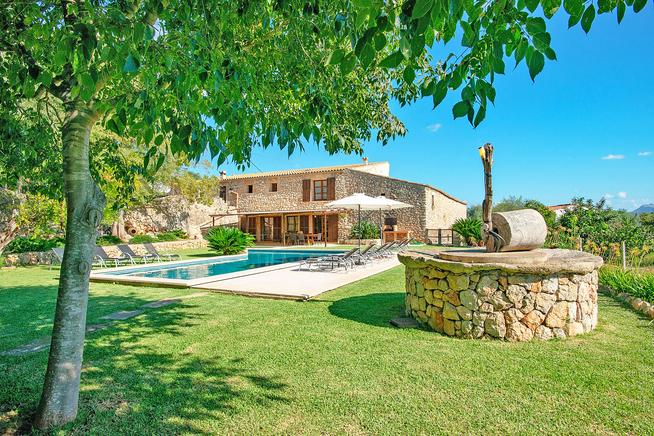 Charming Country Homes in a private location of Pollensa