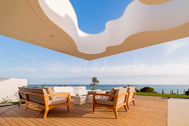 Spectacular luxurious villa in Lagos with capacity for 12 people, Algarve, Portugal