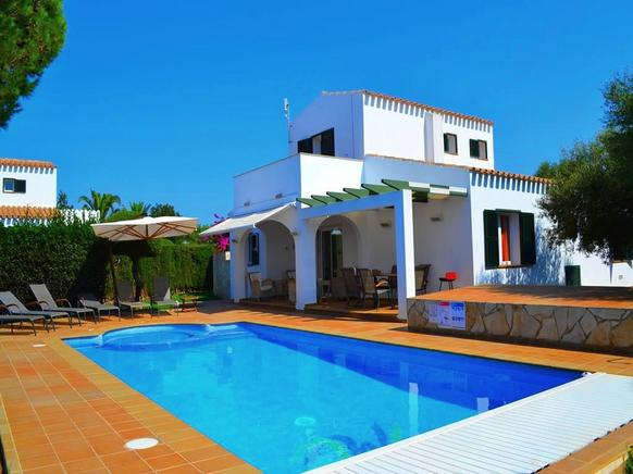 Holiday home for rent for max. 6 persons in Torre Soli Nou, Menorca
