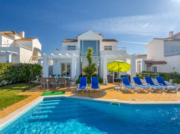 Villa Blue Ocean, great for very pleasant, comfortable holiday rental ideal for families, Gale, Algarve