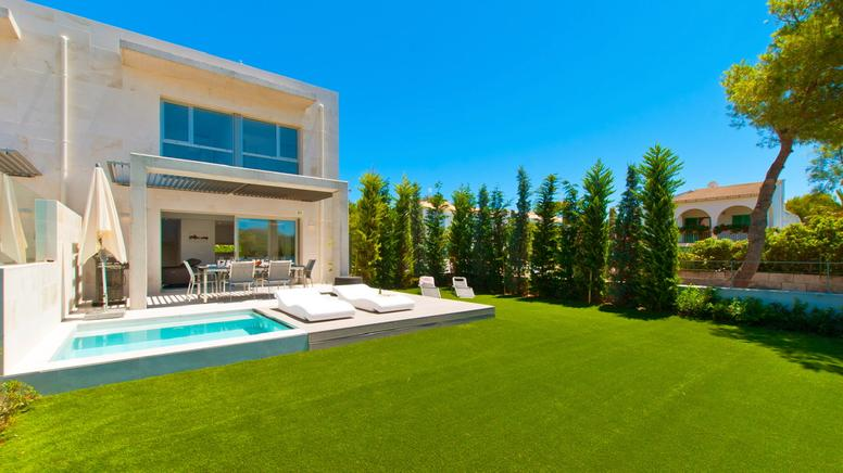 Cozy villa with private pool in Alcúdia bay, Mallorca