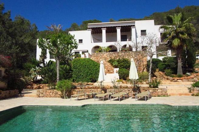 Rustic country estate located in San Carlo, Ibiza
