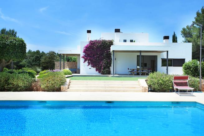 Can Carabasso - Luxury villa in the countryside in Santa Gertrudis, Ibiza