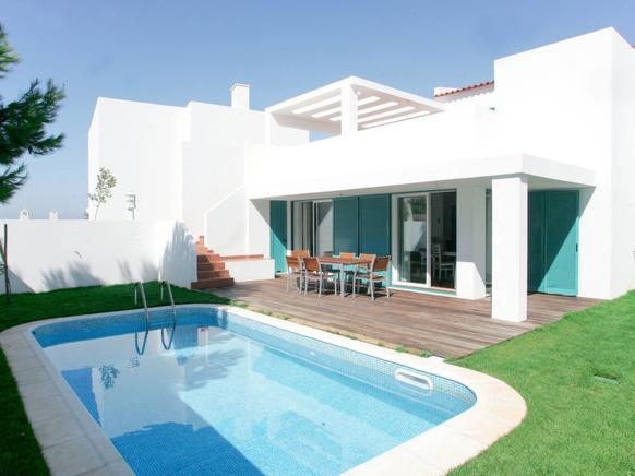 Resort Prainha Villag, semi-detached house In Alvor, Algarve