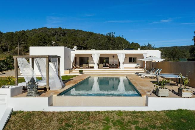 Can Vinyes - Nice luxury villa in Ibiza