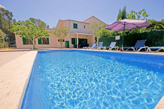 Holiday cottage in Santanyi, Majorca