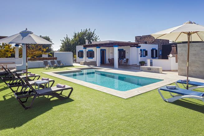 Holiday home for max. 6 persons in Santa Eulalia, Ibiza