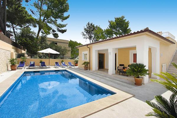 Holiday House for rent in Cala de Sant Vicenç, pollensa