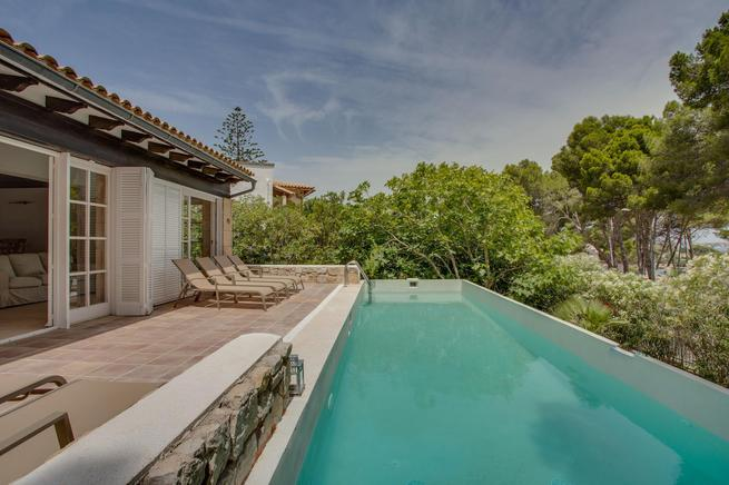 Holiday house near Cala Ratjada with sea views, Mallorca