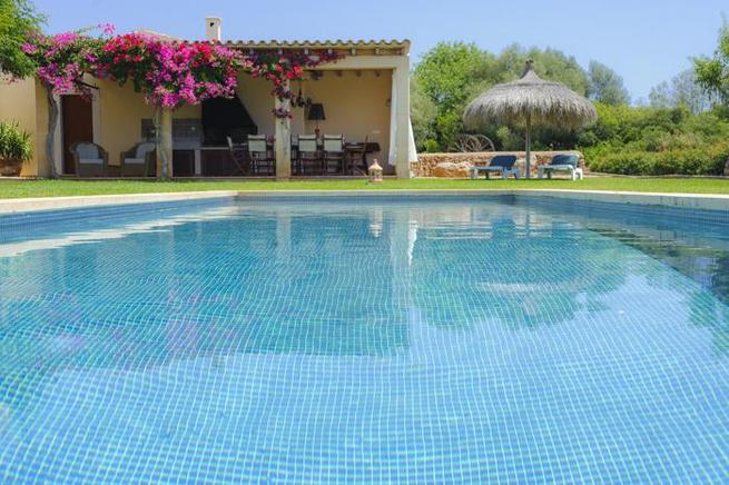 Holiday cottage for rent in Santanyi, Mallorca