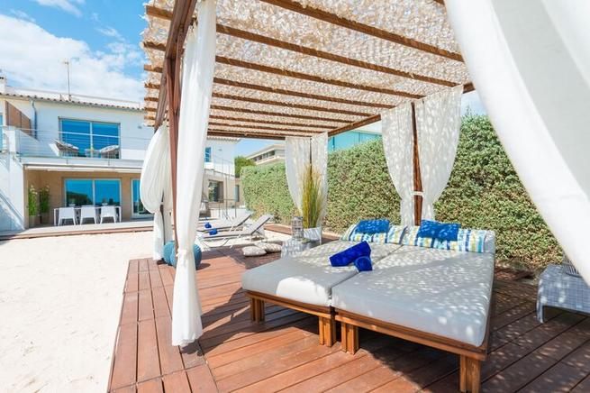 Dream holiday villa in Playa de Muro, Majorca