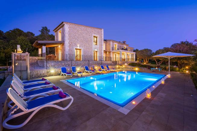 Holiday villa rental in Puerto de Alcudia, Mallorca