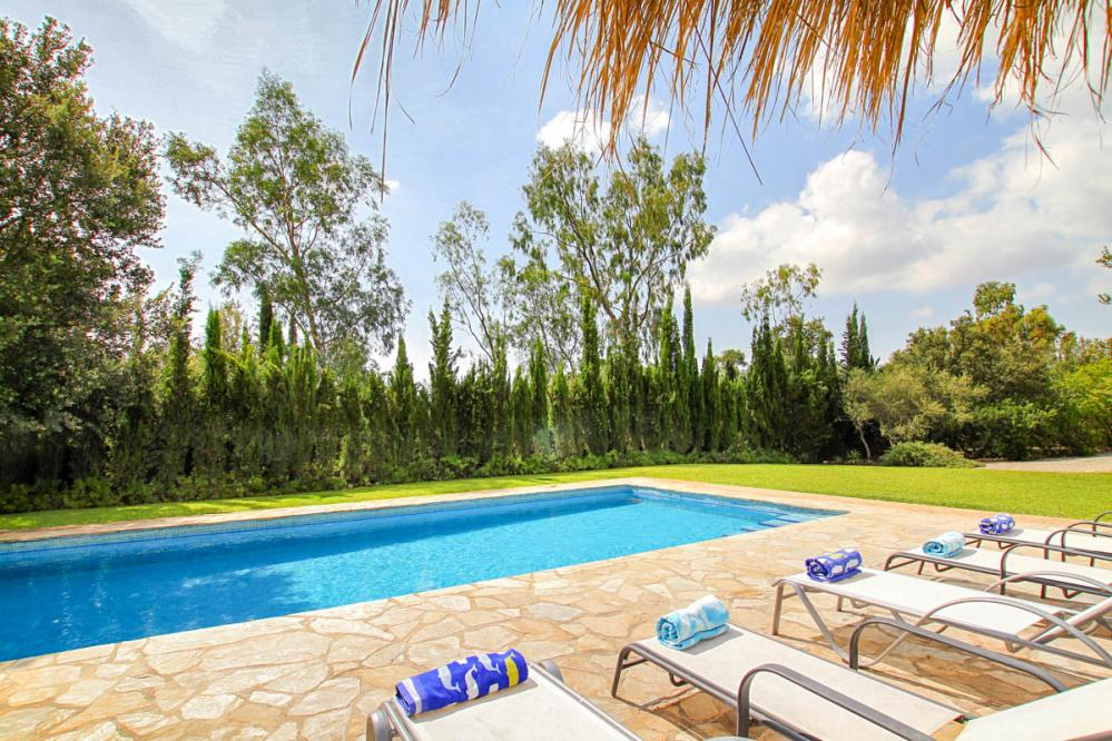Villa Monserrat is a Holiday Villa in Pollensa with a Private Swimming Pool