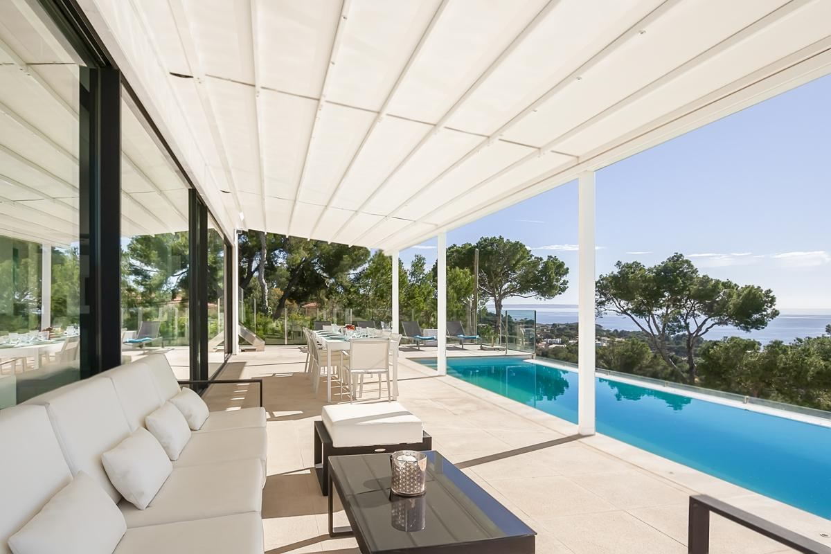A perfect holiday retreat in Calvià, Majorca
