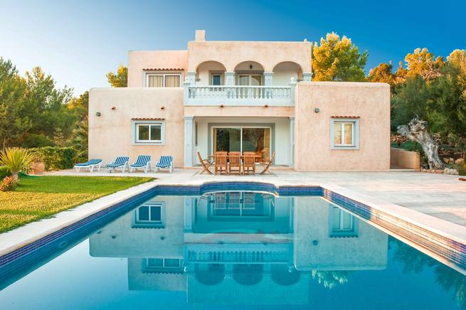 Luxury and elegant villa in San Josep de sa Talaia, Ibiza