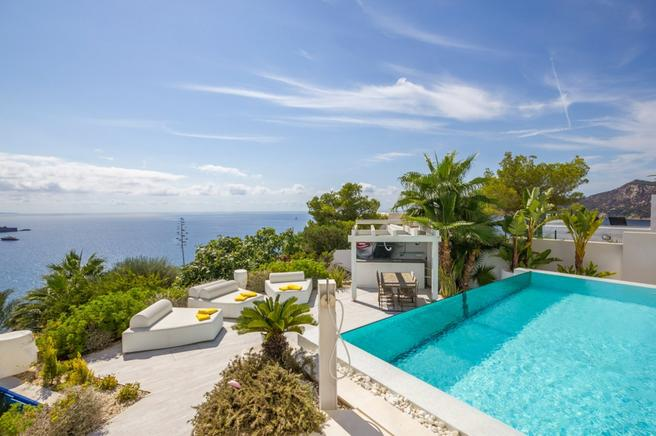 Impressive luxury holiday villa in Sant Josep de sa Talaia, ibiza