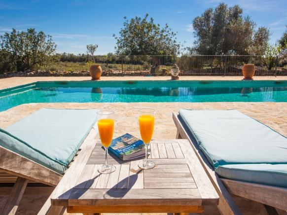 Holiday villa, great for families in Santanyi, Mallorca