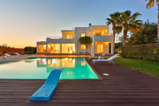 Luxury villa with pool in Can Ramón, Ibiza