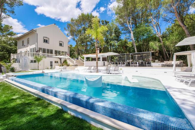 Magnificent luxury villa for rent in Crestatx, Pollensa, Mallorca