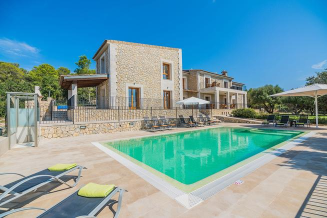 Mallorca holiday villa rental in Alcudia, Spain