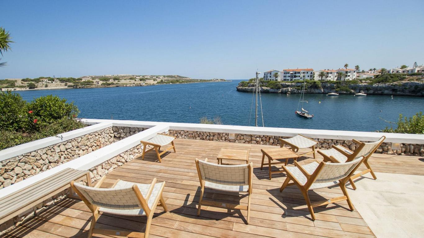 Luxury Villa Manicienta in Menorca