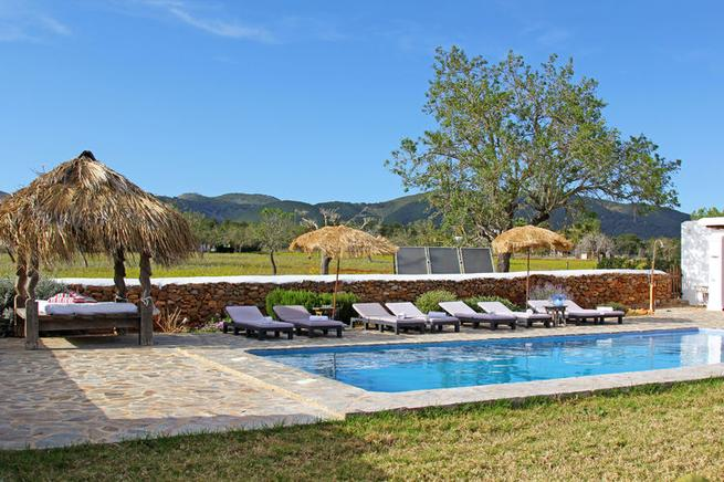 Traditional Ibiza estate perfect for large families, Spain