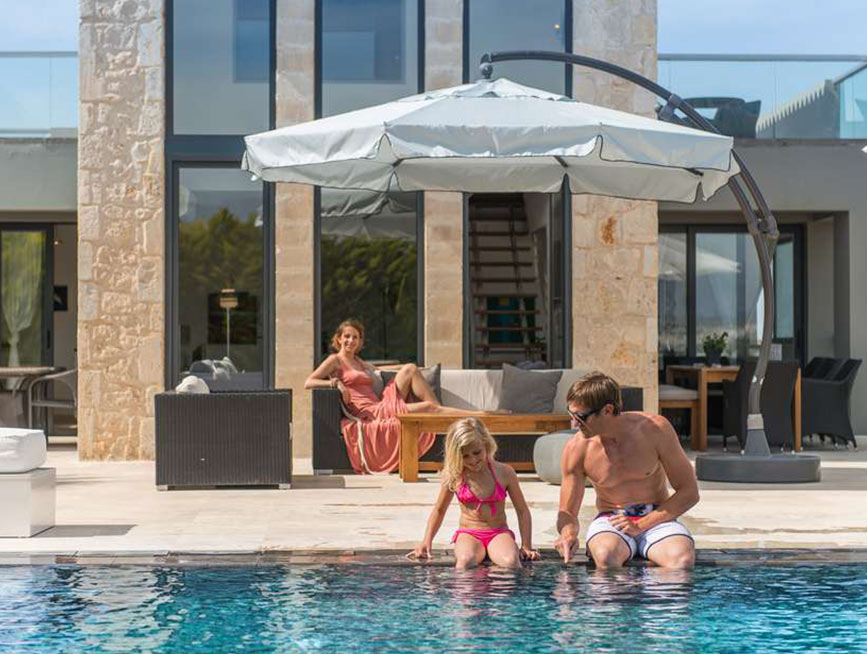 Villas for Families to Rent