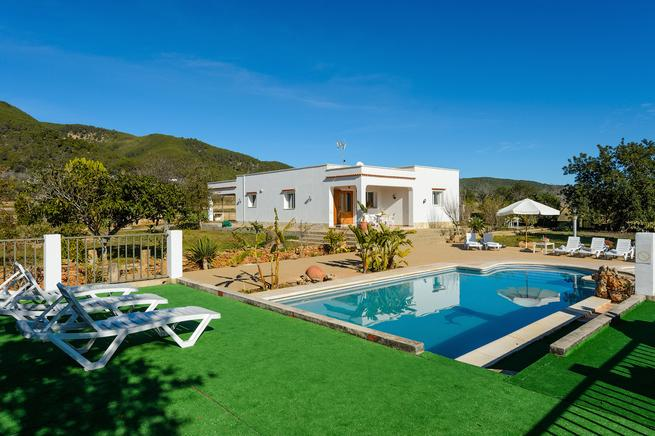 Villa Can Prats - Holiday rental in San Carlo. Ibiza